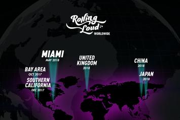 Rolling Loud Festival Is Going Worldwide