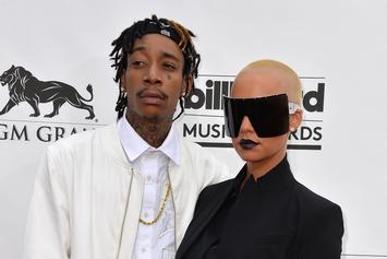 Amber Rose Wants Restraining Order Against Wiz Khalifa's Mom