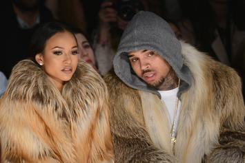 Karrueche Tran Understands Chris Brown's Rihanna Comment