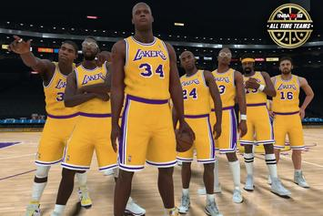 "NBA 2K18 To Feature ""All-Time"" Teams For Every NBA Franchise"