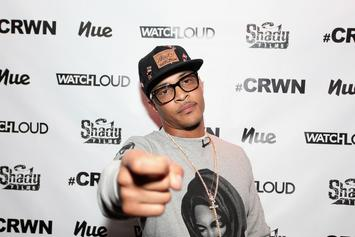 """T.I. Has Strong Words For Trump: """"F**K Him"""""""