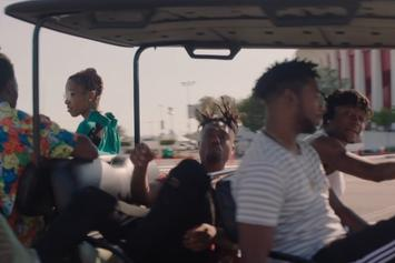 "J.I.D Feat. EarthGang ""D/Vision "" Video"