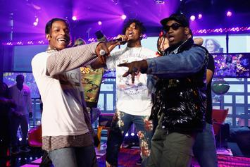 """Tracklist For ASAP Mob's """"Cozy Tapes Vol. 2"""" Surfaces Online"""