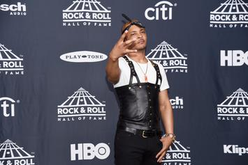 T.I. Gifts His Best Friend's Daughter A New Car