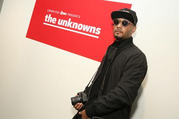 "Swizz Beatz Announces ""I'm With The Smoke"" Album"