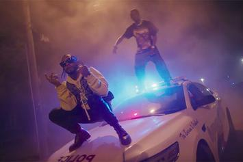 "Miguel Feat. Travis Scott ""Sky Walker"" Video"