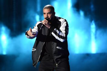 Drake Joins Giggs On Stage At Reading Festival