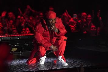 "Watch Kendrick Lamar Open Video Music Awards With ""DAMN."" Medley"