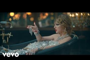 """Taylor Swift """"Look What You Made Me Do"""" Video"""
