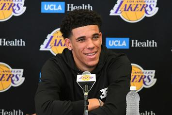 """Twitter Reacts To Lonzo Ball's """"Real Hip-Hop"""" Comments"""