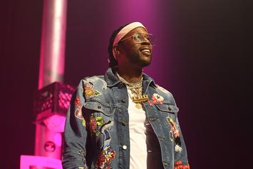 Drake Surprises At 2 Chainz Concert In Toronto