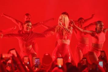 Iggy Azalea Wows With Tiny Waistline In New Pictures