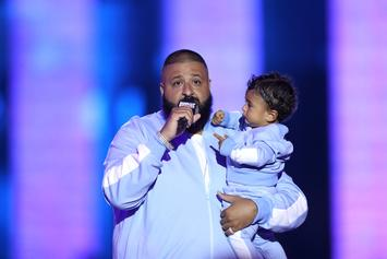 DJ Khaled Will Host The BET Hip-Hop Awards Again This Year