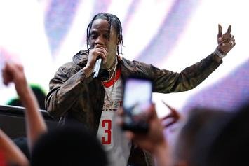 Travis Scott's AstroWorld Tour Will Include Amusement Park Rides