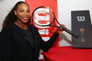 Serena Williams Looks Amazing In First Post-Baby Pic