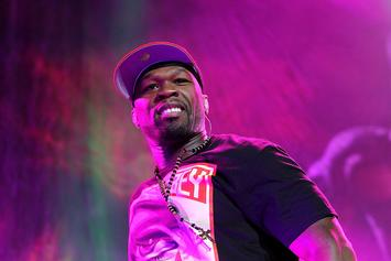 """50 Cent Clowns Diddy Over XXL Cover, Calls Him """"A Fruit Biscuit"""""""