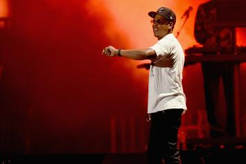 Jay-Z Takes The SNL Stage In A Colin Kaepernick Jersey