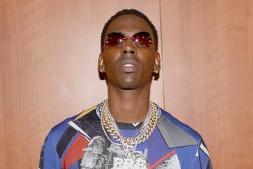 Young Dolph Tweets For The First Time Since Shooting