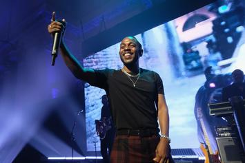 """Kendrick Lamar's """"DAMN."""" Responsible For 5 of Year's Most Streamed Songs"""