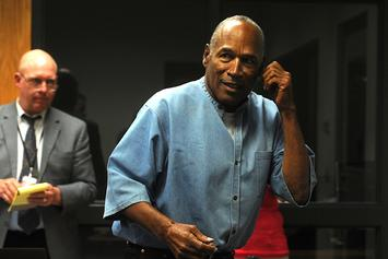 O.J. Simpson Back Playing Golf After Prison Release