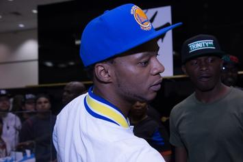 Papoose Delivers Seven Minutes Of Bars On Funkmaster Flex