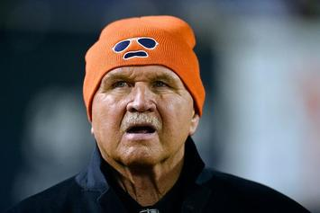 "Mike Ditka On Anthem Protestors: ""No Oppression In The Last 100 Years"""