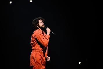 J. Cole Spots Potentially Racist Ice Cream Bar In Germany