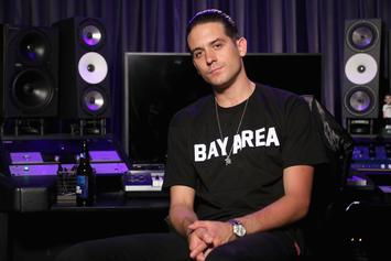 """G-Eazy Says """"The Beautiful And Damned"""" Will Be Double-Disc Album"""