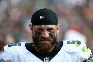 Eagles' Chris Long Donating Entire 2017 Salary To Youth Education