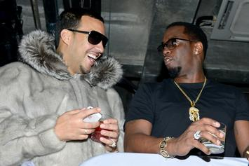French Montana & Diddy Debut Ciroc French Vanilla