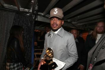 Watch Chance The Rapper Open His Grammy Awards With His Daughter