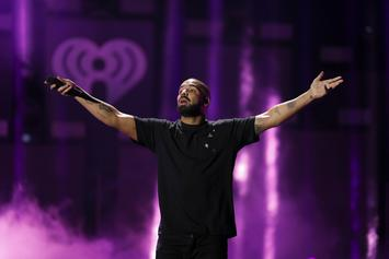 Drake Gets Diamond-Encrusted Statue As Birthday Gift From Ferris Rafauli