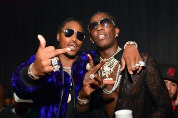 """Stream Future & Young Thug's """"Super Slimey"""" Project"""