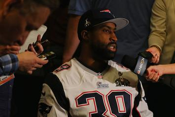 Brandon Browner Reportedly Arrested For Cocaine Possession