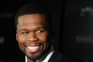 "50 Cent Teases Upcoming Film Role In ""Den Of Thieves"""