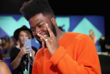 """Khalid's """"American Teen"""" Goes Platinum Without Features"""