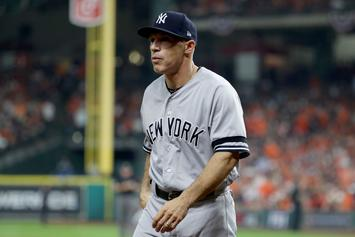 Joe Girardi Out As Yankees Manager: Alex Rodriguez In The Running?