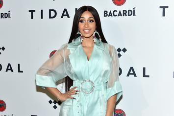 "Cardi B Reportedly Sued By Model On ""Gangsta B**** Vol. 1"" Cover"