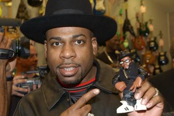 Jam Master Jay's Murder Officially Ruled As A Cold Case