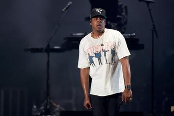 Jay-Z To Be Honored With Grammy Salute To Industry Icons Award