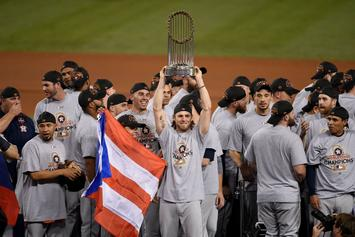 Houston Astros Win First World Series In Franchise History: Twitter Reacts