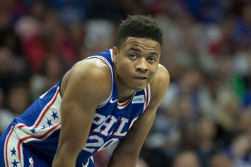 "Markelle Fultz Called Out For ""Liking"" De'Aaron Fox's Game Winner Vs. Sixers"