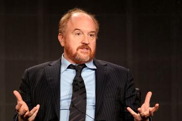"Louis C.K. Apologizes For Sexual Misconduct: ""These Stories Are True"""