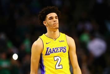 Lonzo Ball Becomes Youngest NBA Player Ever To Record A Triple-Double