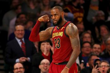 LeBron James, Cavs Take Parting Shot At New York After Comeback Win