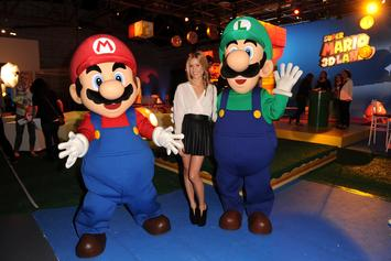 "Animated Mario Movie In The Works From ""Despicable Me"" Studio"