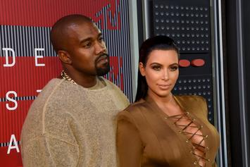 Kim Kardashian Reveals Gender Of Her & Kanye West's Baby