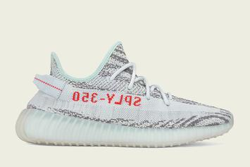 """Adidas Unveils 3 Upcoming Yeezy Boosts Including """"Blue Tint"""" Colorway"""