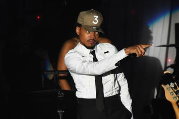 "Chance The Rapper Thinks Drake Is Constantly Having A ""Good Time"""