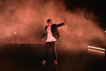 Big Sean, LeBron James & More Turn Up At Jay-Z's Detroit Concert